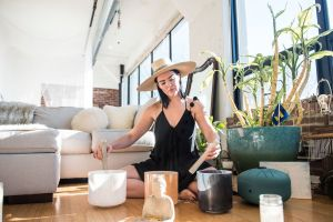 Zen at the District: Meditation with Luna Maye