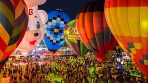 Owl-O-Ween: Hot Air Balloon Festival & Costume Party