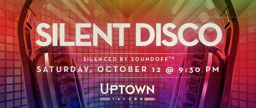 Silent Disco @ Uptown Tavern