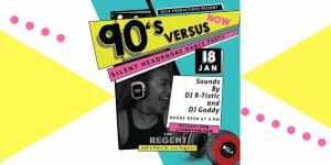 90's Versus NOW! | Silent Headphone Dance Party