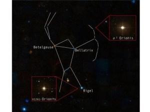 constelatia orion