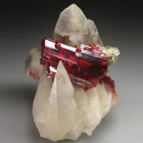 arsenic sulfurat si carbonat de calciu