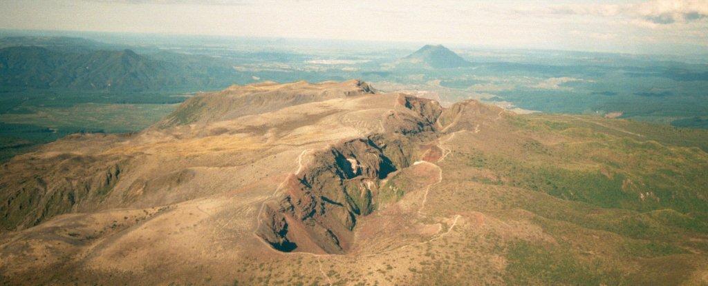 muntele Tarawera