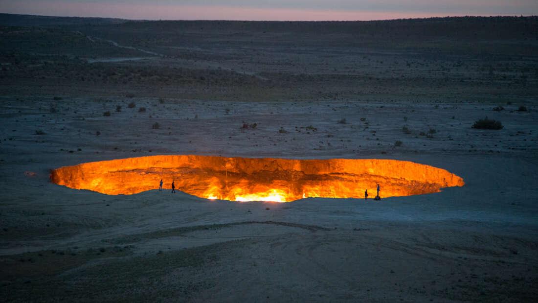 poarta iadului