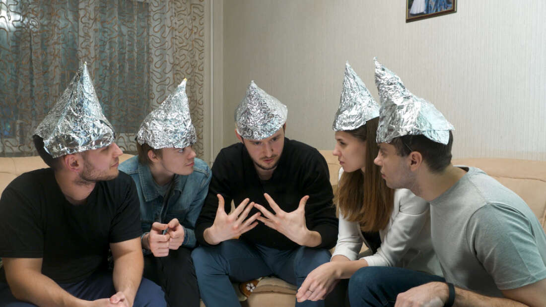 teoria conspiratiei