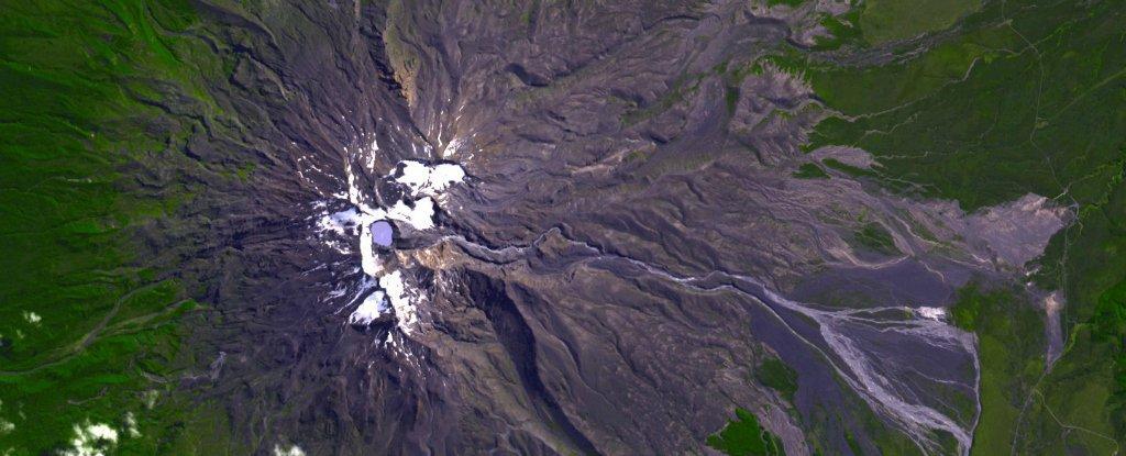 vulcanul ruapehu