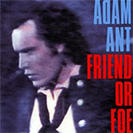 Friend Or Foe LP sleeve