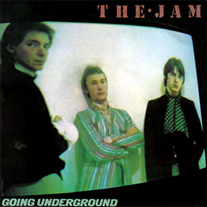 GOING UNDERGROUND / THE DREAMS OF CHILDREN – The Jam