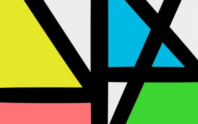 """New Order """"Music Complete"""" sleeve"""