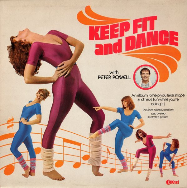 Keep Fit And Dance with Peter Powell
