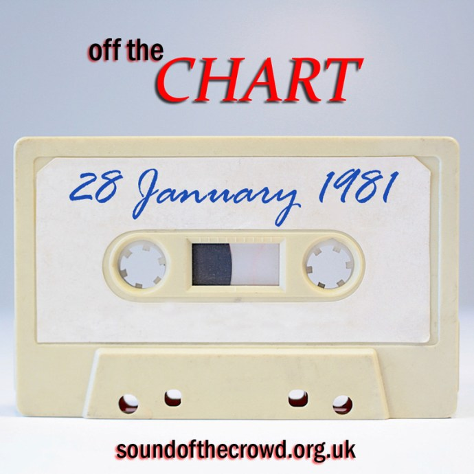 Off The Chart: 28 January 1981