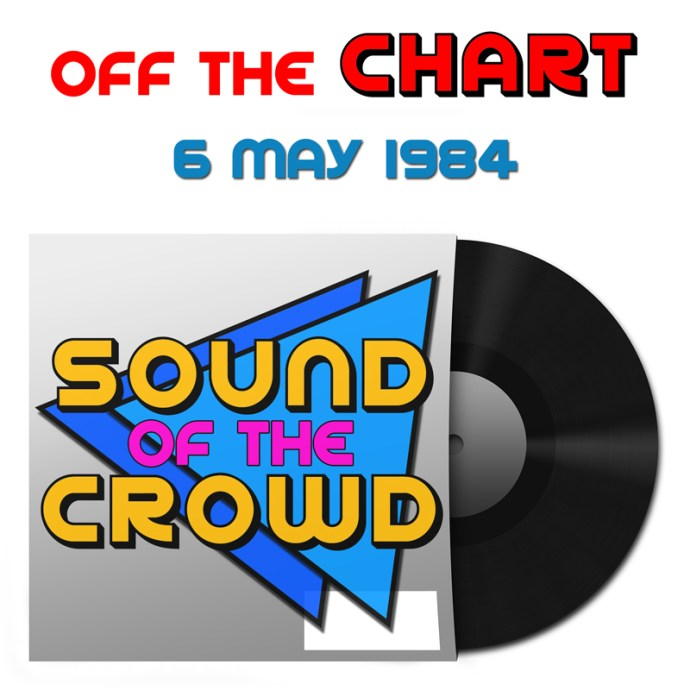 Off The Chart: 6 May 1984