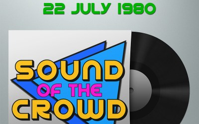 Off The Chart: 22 July 1980