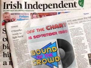 An Irish paper, yesterday