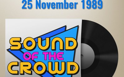 Off The Chart: 25 November 1989