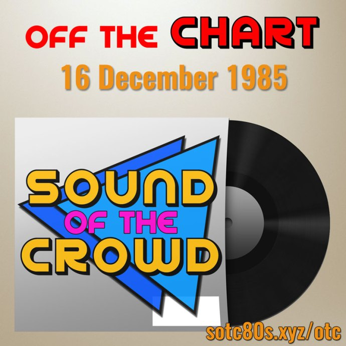Off The Chart: 16 December 1985