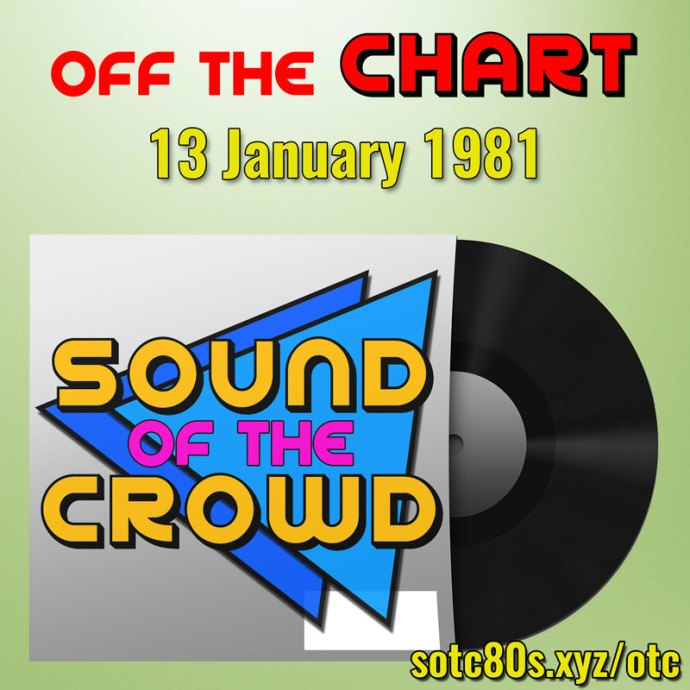 Off The Chart: 13 January 1981