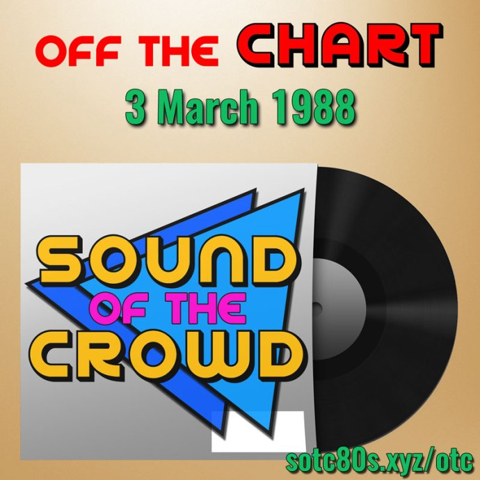Off The Chart: 3 March 1988