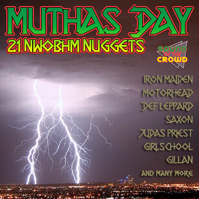Virtual CD of the Month: Muthas Day – 21 NWOBHM Nuggets