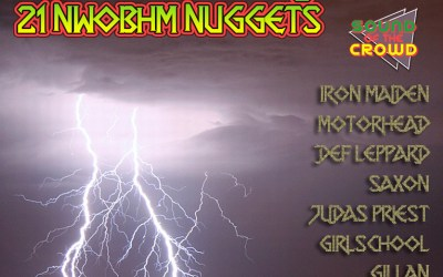 Muthas Day: 21 NWOBHM Nuggets