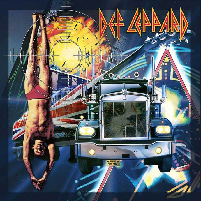 Def Leppard Box Set Volume One