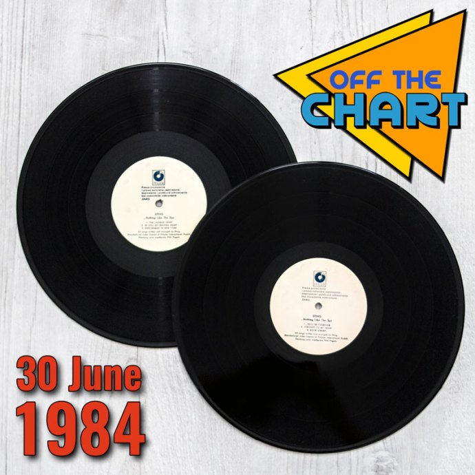 Off The Chart: 30 June 1984