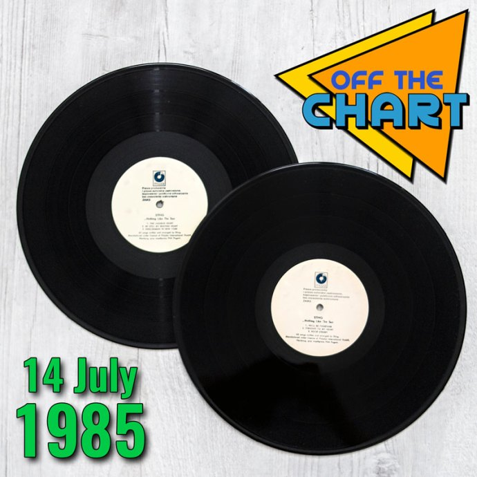 Off The Chart: 14 July 1985