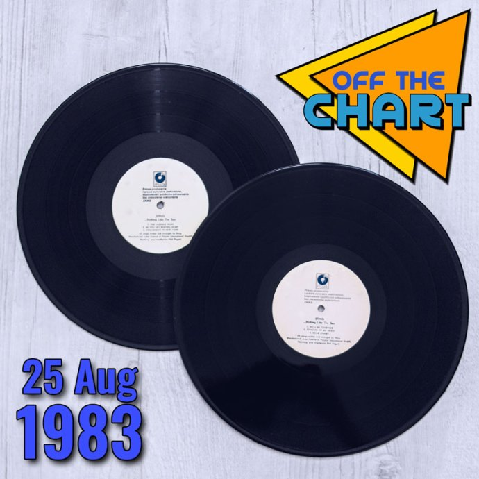 Off The Chart: 25 August 1983