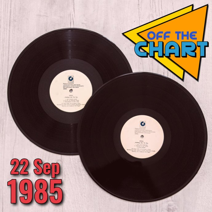 Off The Chart: 22 September 1985