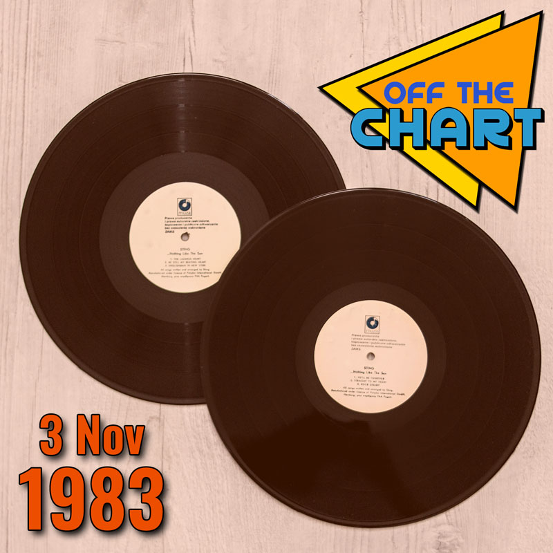 Off The Chart: 3 November 1983