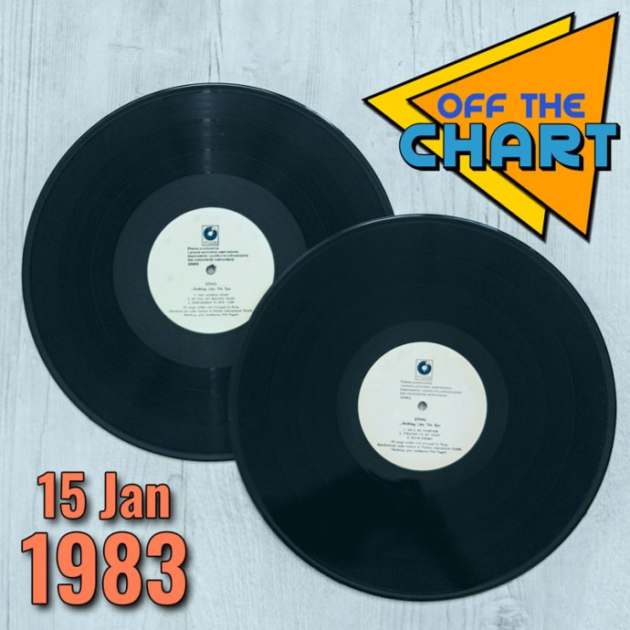 Off The Chart: 15 January 1983