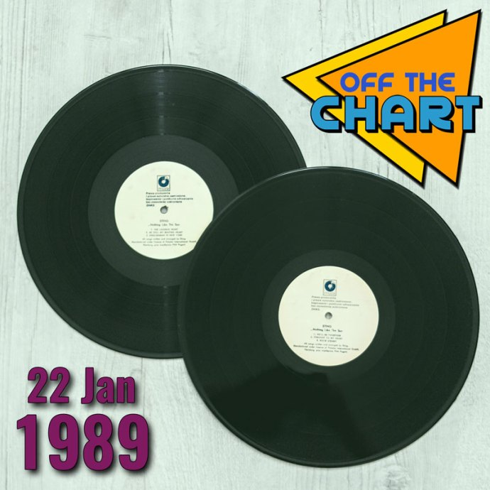 Off The Chart: 22 January 1989