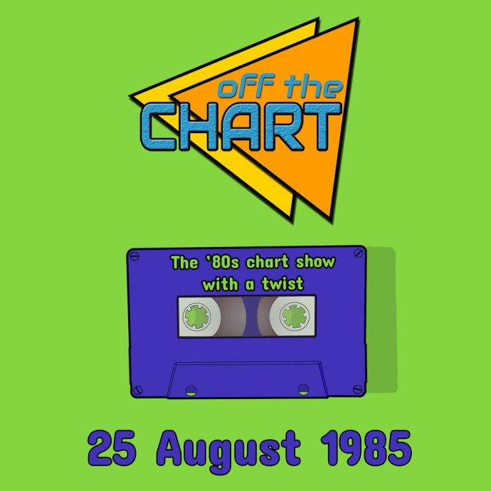 Off The Chart: 25 August 1985