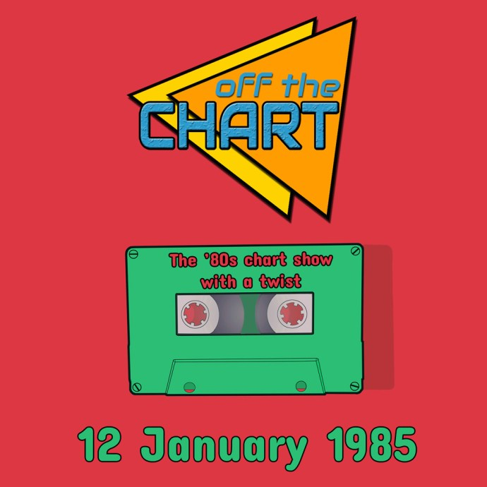 Off The Chart: 12 January 1985