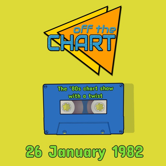 Off The Chart: 26 January 1982