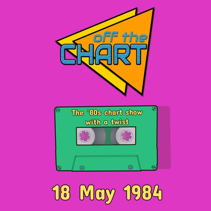 Off The Chart: 18 May 1984