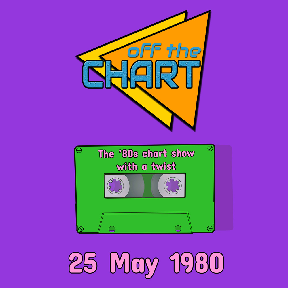 Off The Chart: 25 May 1980