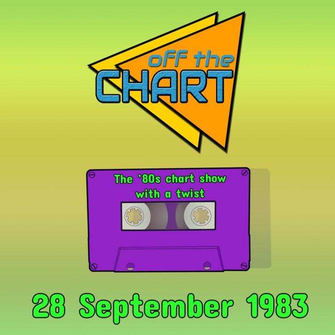 Off The Chart: 28 September 1983