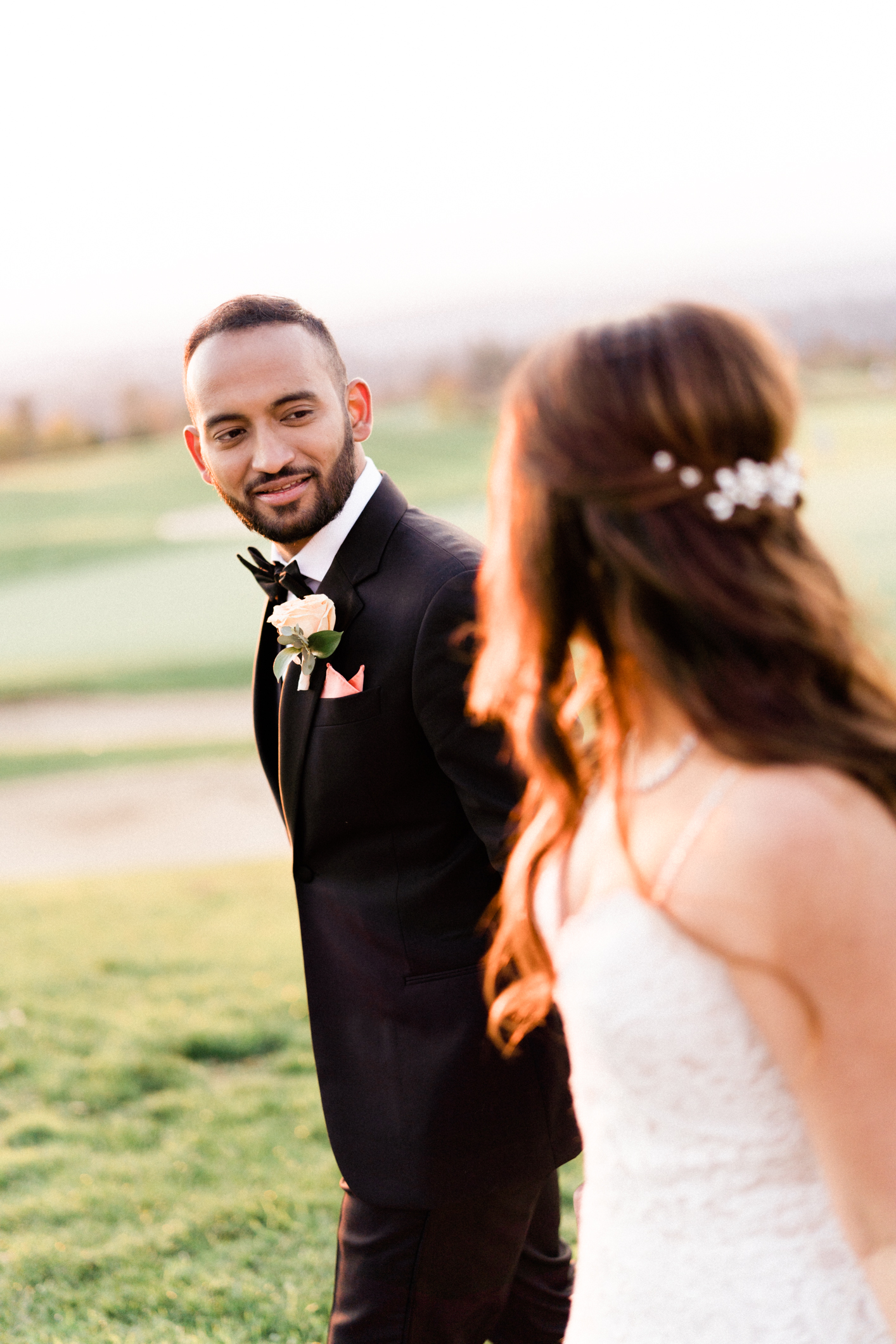 best wedding photography in seattle shows tears and happiness at pnw wedding