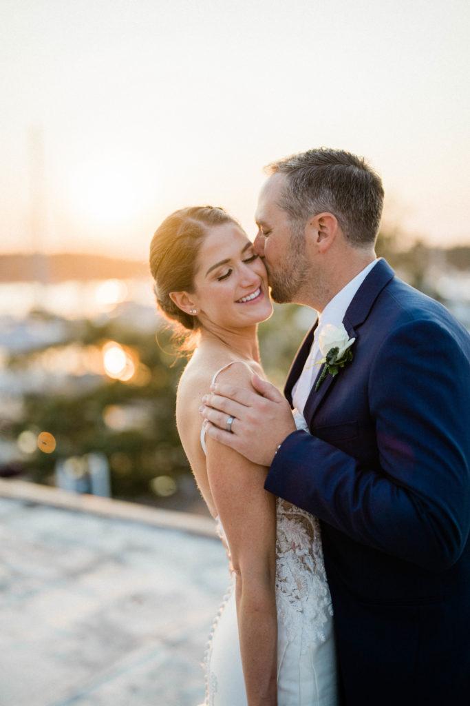 San Juan island wedding photographer captures couples in romantic setting