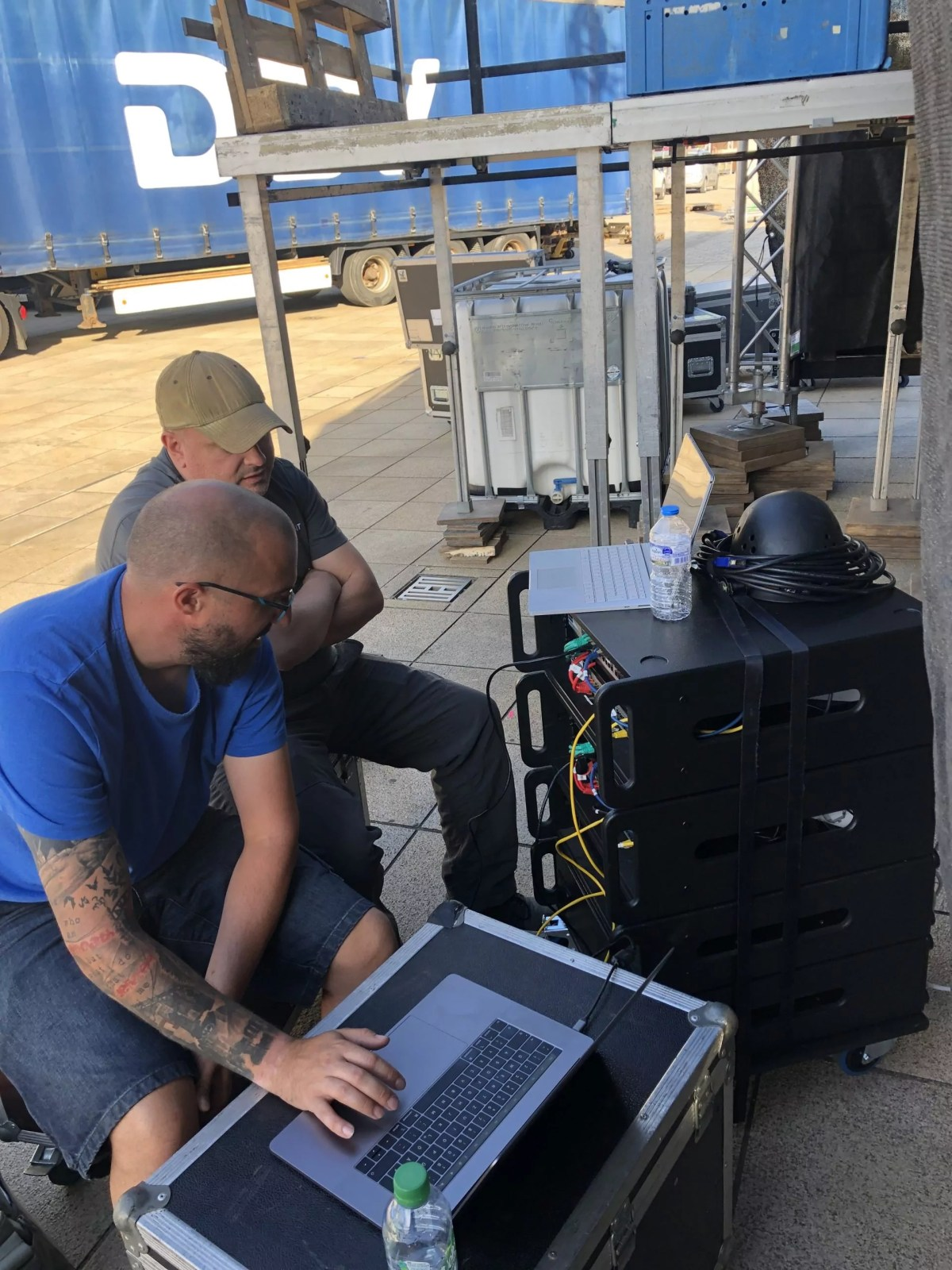 CCS Open Air 2019 IT Network