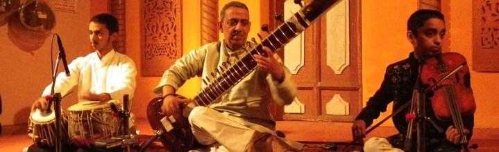 A Night in Varanasi with Dr Mishra