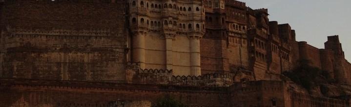 The Mehrangarh Fort