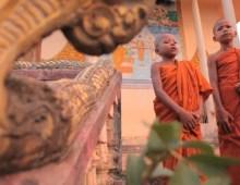 Oscar Wylee – I Care Cambodia