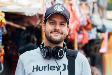 Sydney Sound Recordist - Joseph Dutaillis