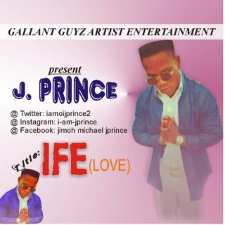 J.prince - Ife(Love)