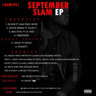 Gamyix - September Slam (EP)