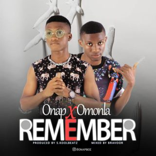 Onap ft. Omonla - Remember