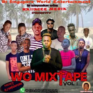 DJ Singapore - Wo! Original & Wo! Cover Mix