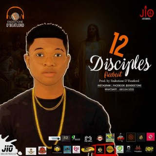 Endeetone - 12 Disciples Mix